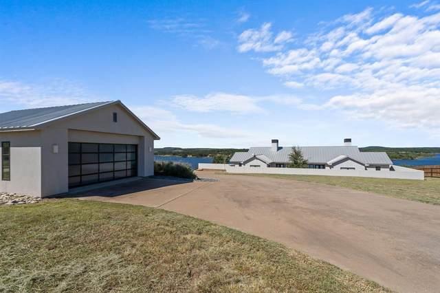 1021 Pecan, Graford, TX 76449 (MLS #14679227) :: Real Estate By Design