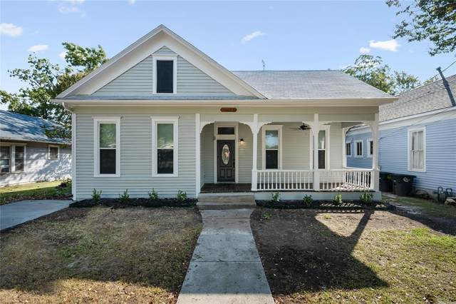 Cleburne, TX 76031 :: Real Estate By Design