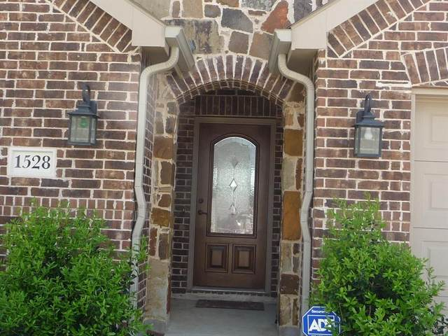 1528 Zebra Finch Drive, Little Elm, TX 75068 (MLS #14679254) :: The Star Team | Rogers Healy and Associates