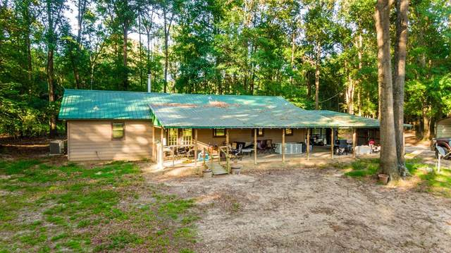 823 Cr 3324, Pittsburg, TX 75686 (#14679283) :: Homes By Lainie Real Estate Group