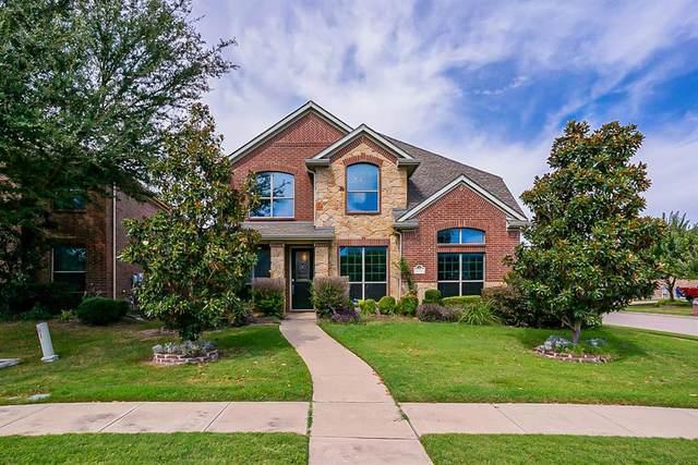 529 Eagle Glen Lane, Keller, TX 76248 (MLS #14679294) :: Real Estate By Design