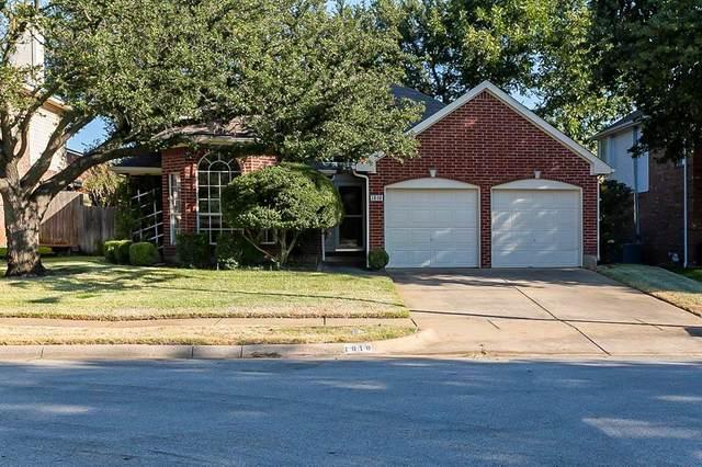 1910 Hunters Ridge Drive, Grapevine, TX 76051 (MLS #14679321) :: Epic Direct Realty