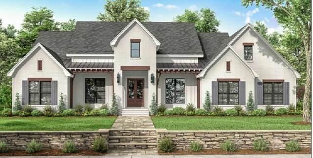 2005 Meadows Lane, Poolville, TX 76487 (MLS #14679329) :: Robbins Real Estate Group