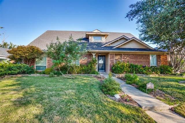 1611 Cemetery Hill Road, Carrollton, TX 75007 (MLS #14679331) :: The Tierny Jordan Network