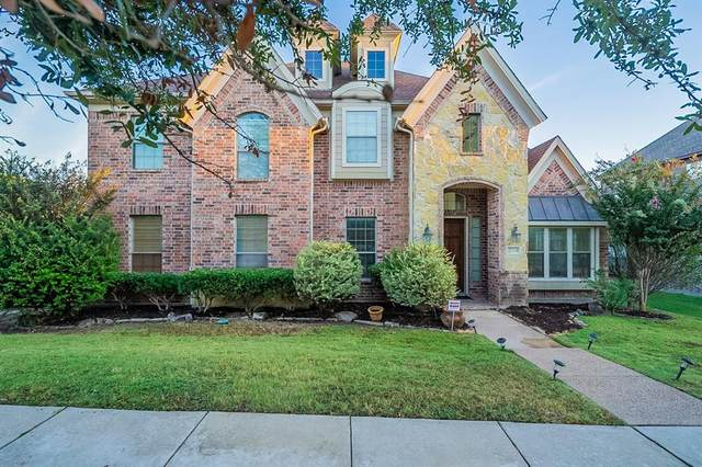 2524 Dearborn Lane, Frisco, TX 75036 (MLS #14679335) :: Russell Realty Group