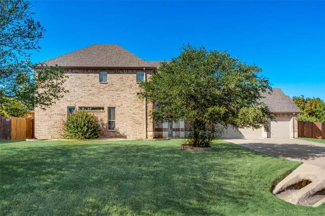 3500 S Gravel Circle, Grapevine, TX 76092 (MLS #14679364) :: DFW Select Realty