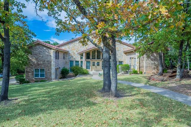 145 Knob Hill Lane, Double Oak, TX 75077 (MLS #14679371) :: The Star Team | Rogers Healy and Associates