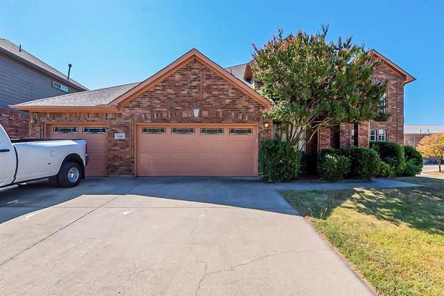 5360 Lake Chelen Drive, Fort Worth, TX 76137 (MLS #14679378) :: Frankie Arthur Real Estate