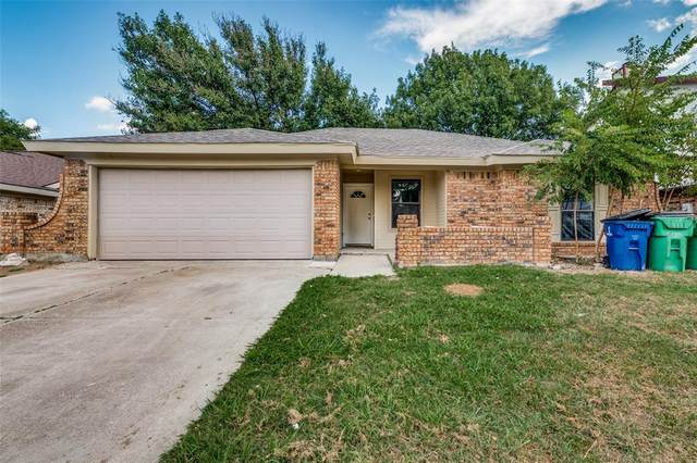 7924 Meadowbrook Drive, Watauga, TX 76148 (MLS #14679414) :: Real Estate By Design