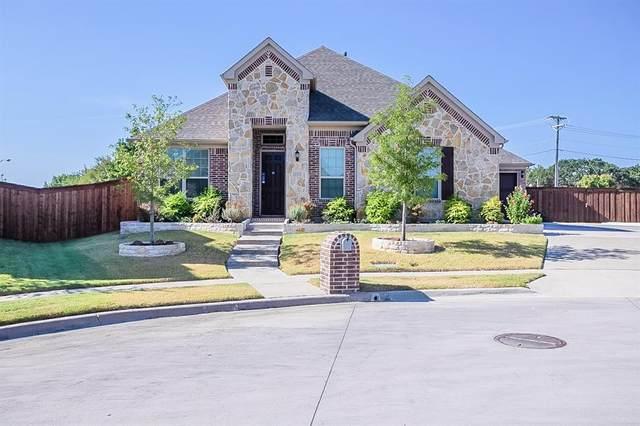8000 Woodside Trail, North Richland Hills, TX 76182 (MLS #14679438) :: Craig Properties Group