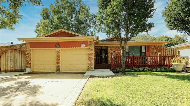 8750 Reva Street, Dallas, TX 75227 (MLS #14679440) :: Real Estate By Design