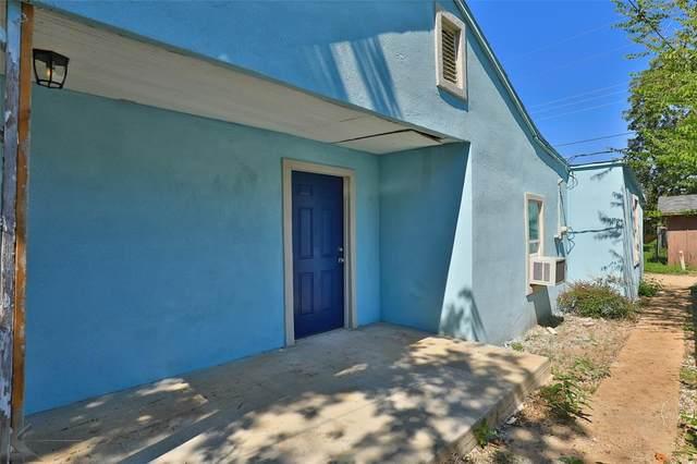 666 1/2 College Drive, Abilene, TX 79601 (MLS #14679469) :: Frankie Arthur Real Estate