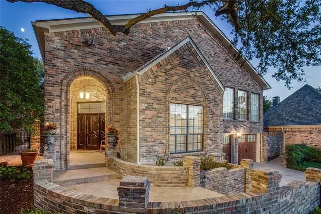 16119 Chalfont Circle, Dallas, TX 75248 (MLS #14679483) :: 1st Choice Realty