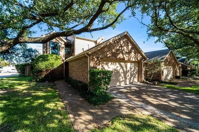 2524 Mallard Cove, Carrollton, TX 75006 (MLS #14679541) :: Real Estate By Design
