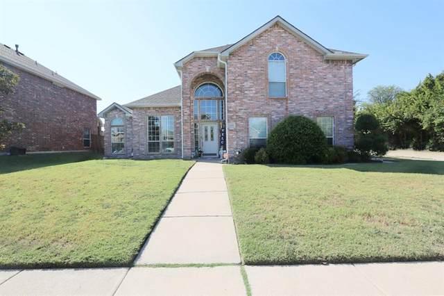 3002 Wren Lane, Midlothian, TX 76065 (MLS #14679589) :: Trinity Premier Properties