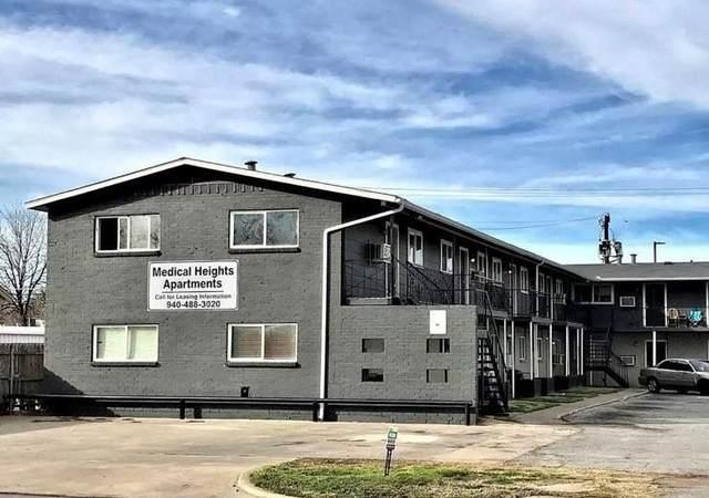1710 10th Street, Wichita Falls, TX 76301 (MLS #14679610) :: Real Estate By Design