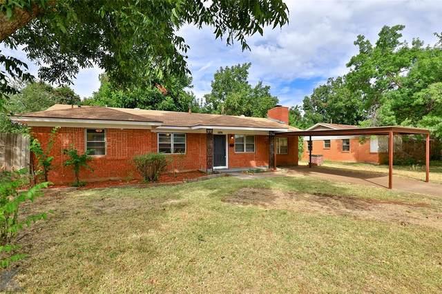 1426 Yorktown Drive, Abilene, TX 79603 (MLS #14679629) :: Front Real Estate Co.