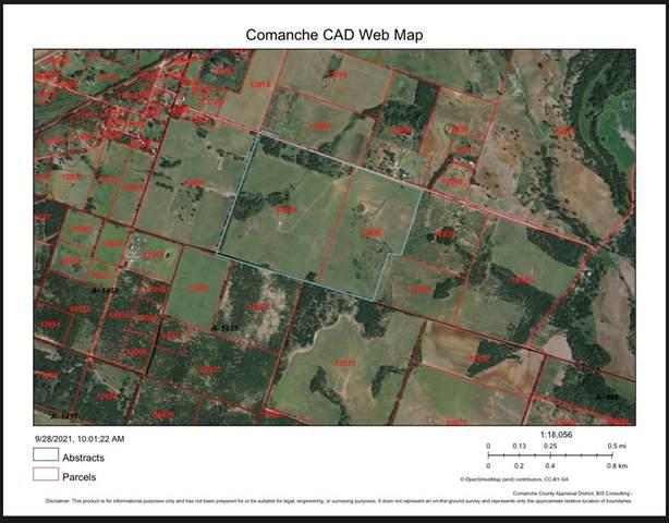 222 County Road 323, Comanche, TX 76442 (MLS #14679638) :: Craig Properties Group