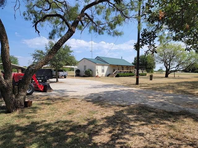 200 Carnes Lane, Bangs, TX 76823 (MLS #14679679) :: Russell Realty Group