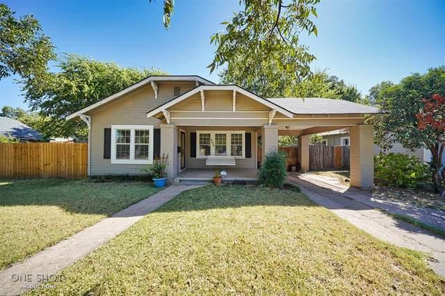 865 Vine Street, Abilene, TX 79602 (MLS #14679695) :: Russell Realty Group