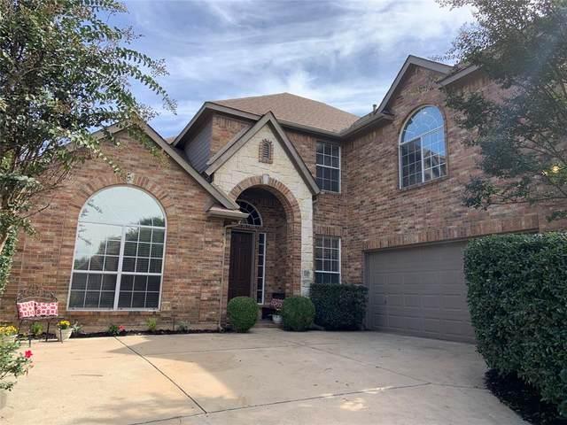 1309 Westmont Drive, Mckinney, TX 75072 (MLS #14679720) :: The Chad Smith Team