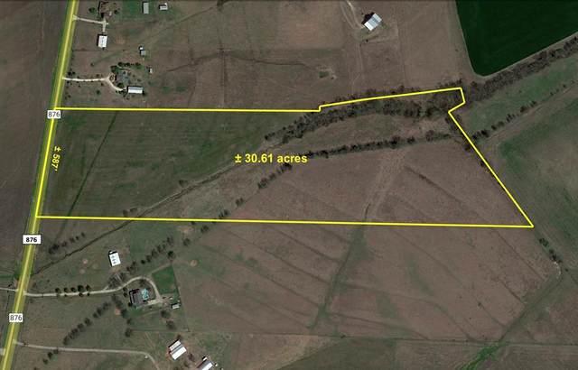 1743 Fm 876, Waxahachie, TX 75167 (MLS #14679737) :: Trinity Premier Properties