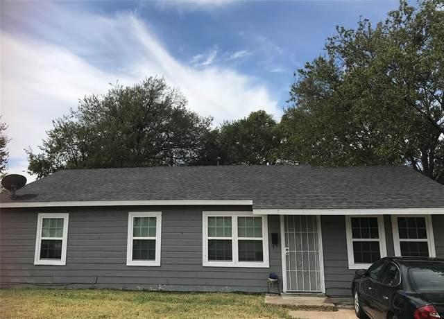 5861 Bluffman Drive, Dallas, TX 75241 (MLS #14679753) :: Real Estate By Design