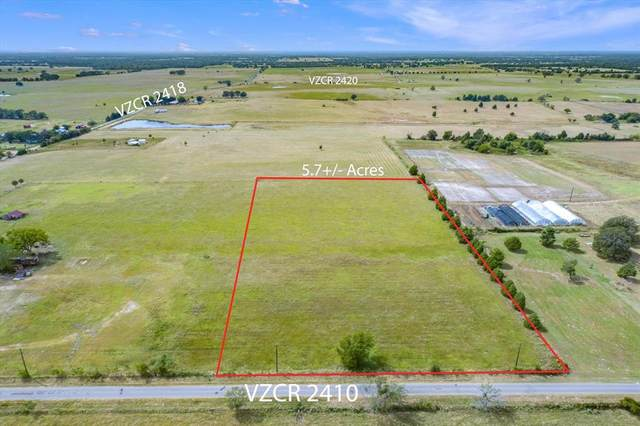 TBD Vzcr 2410, Canton, TX 75103 (MLS #14679760) :: Craig Properties Group