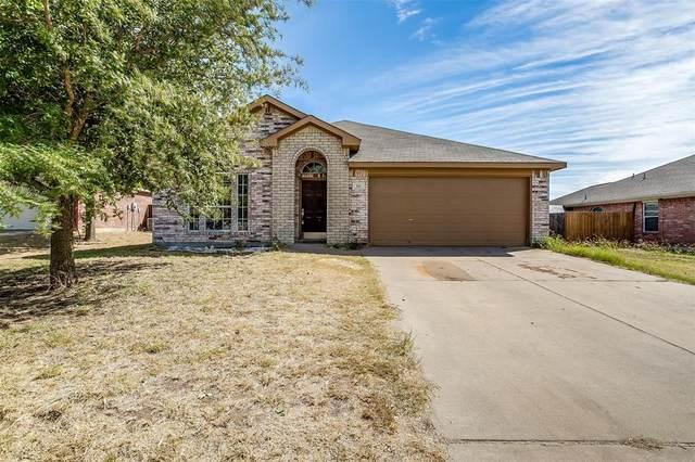 121 Kings Way Drive, Rhome, TX 76078 (MLS #14679773) :: Trinity Premier Properties
