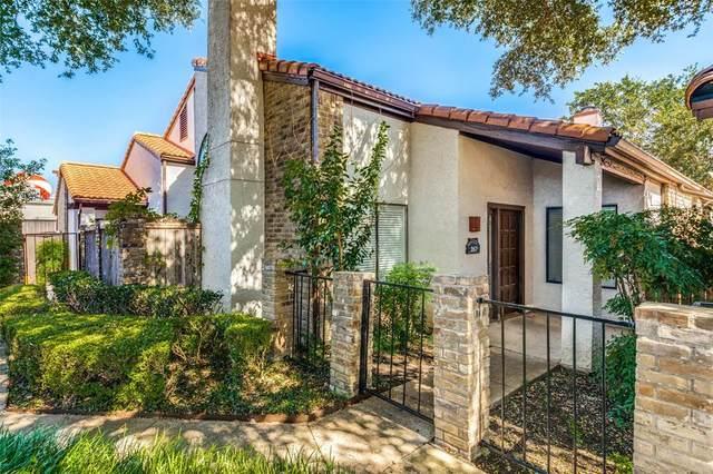 18040 Midway Road #267, Dallas, TX 75287 (MLS #14679789) :: Trinity Premier Properties