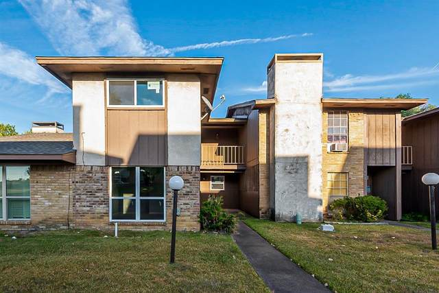 1402 S Carrier Parkway #309, Grand Prairie, TX 75051 (MLS #14679791) :: Real Estate By Design