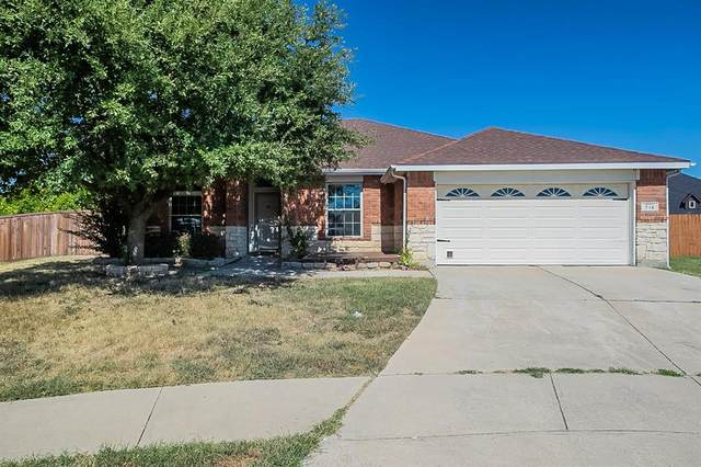 716 Calender Court, Fort Worth, TX 76131 (MLS #14679823) :: DFW Select Realty