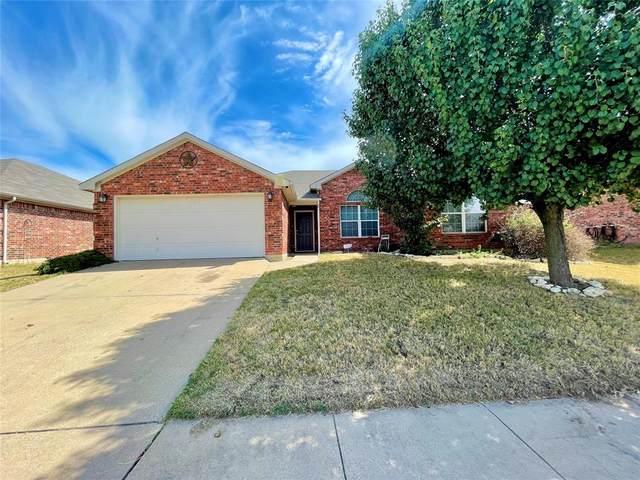 720 Liberty Lane, Crowley, TX 76036 (MLS #14679830) :: Craig Properties Group