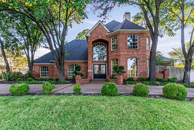 4008 Stonehaven Drive, Colleyville, TX 76034 (MLS #14679855) :: DFW Select Realty