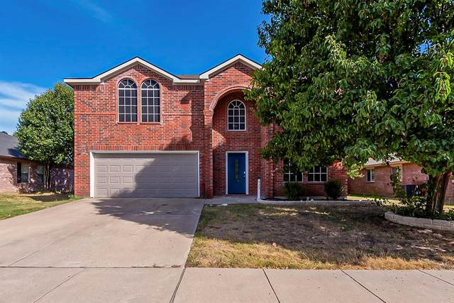 512 Ryan Street, Saginaw, TX 76179 (MLS #14679860) :: DFW Select Realty