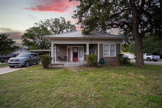 1601 Avenue C, Brownwood, TX 76801 (MLS #14679903) :: Wood Real Estate Group