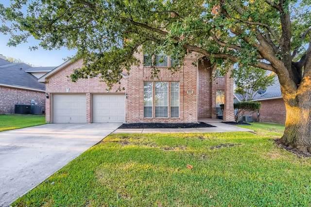 5308 Natchez Trail, Fort Worth, TX 76137 (MLS #14679927) :: Craig Properties Group