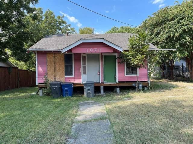1007 S Clinton Avenue, Dallas, TX 75208 (MLS #14679941) :: Craig Properties Group