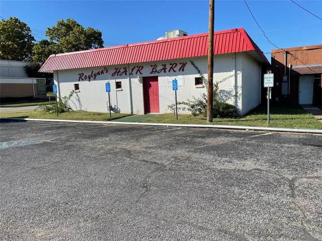 415 W Hubbard Street, Mineral Wells, TX 76067 (MLS #14679942) :: Real Estate By Design