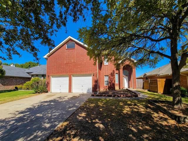 4717 Misty Ridge Drive, Fort Worth, TX 76137 (MLS #14679961) :: Jones-Papadopoulos & Co