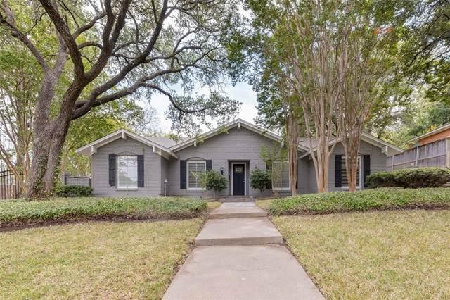 6829 Woodstock Road, Fort Worth, TX 76116 (MLS #14679963) :: Craig Properties Group