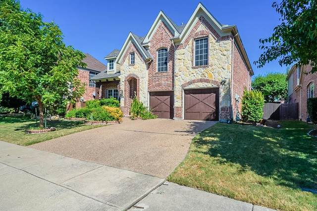 8308 Foothill Drive, Plano, TX 75024 (MLS #14679969) :: Russell Realty Group