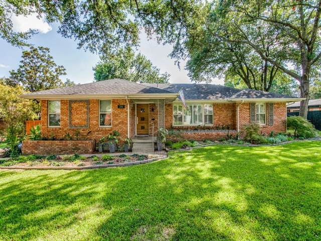 506 Woolsey Drive, Dallas, TX 75224 (MLS #14680001) :: The Star Team   Rogers Healy and Associates