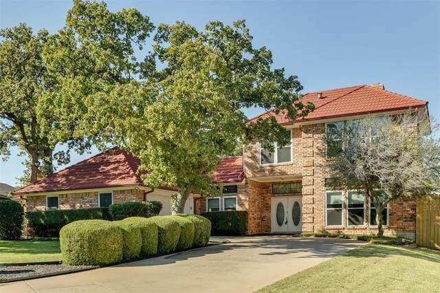 4411 Danbury Court, Arlington, TX 76016 (MLS #14680017) :: Jones-Papadopoulos & Co