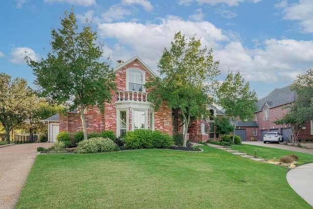 4104 Fairway Drive, Flower Mound, TX 75028 (MLS #14680028) :: The Russell-Rose Team