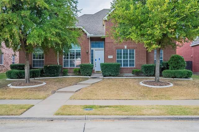 14852 Snowshill Drive, Frisco, TX 75035 (MLS #14680041) :: Russell Realty Group