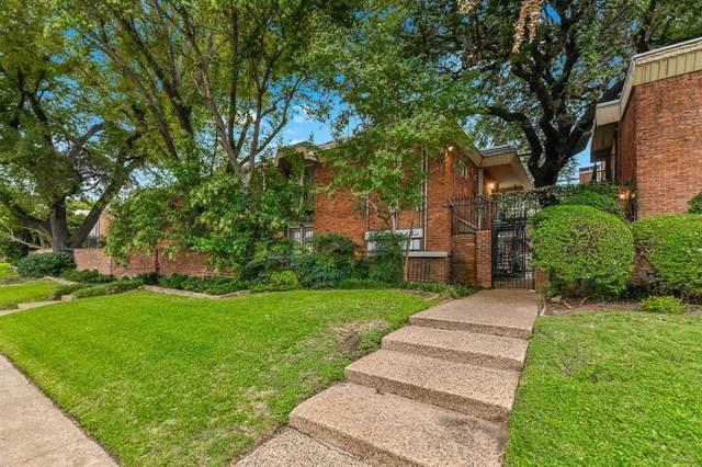 4340 Cedar Springs Road #208, Dallas, TX 75219 (MLS #14680108) :: The Mitchell Group