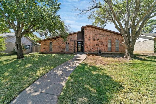 1356 Cherry Hill Lane, Lewisville, TX 75067 (MLS #14680122) :: Real Estate By Design