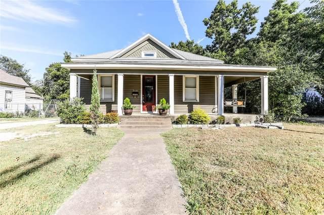 308 W Gilmer Street, Ennis, TX 75119 (MLS #14680149) :: Real Estate By Design