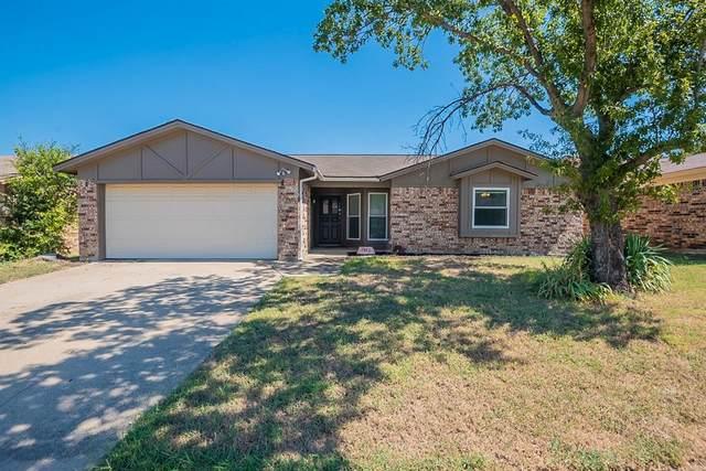 7932 Lazy Brook Drive, Watauga, TX 76148 (MLS #14680151) :: Real Estate By Design